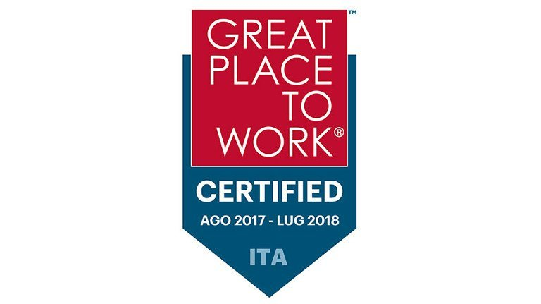 Jaguar Land Rover Italia è Great Place to Work®