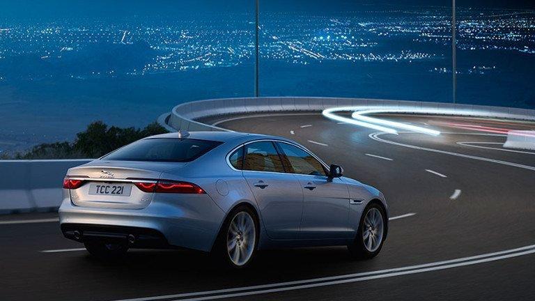 Jaguar Privilege.